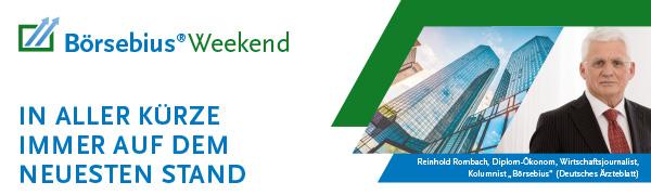 Börsebius Weekend