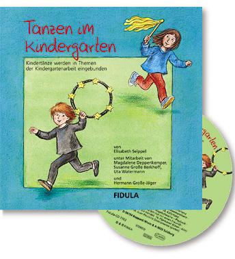 Tanzen im Kindergarten