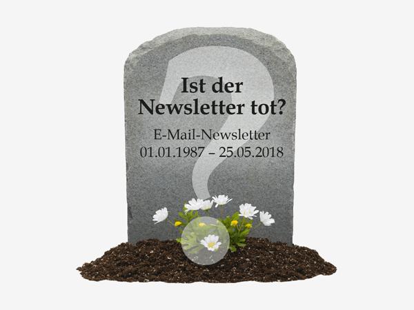 Ist der Newsletter tot?