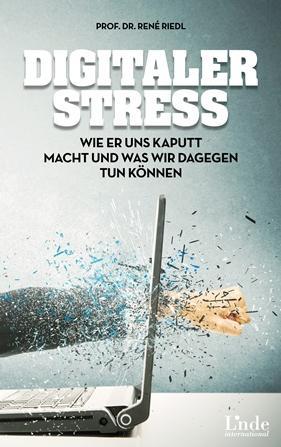 Digitaler Stress-Cover