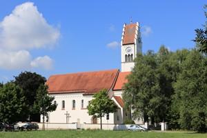 Kirchenbesichtigung