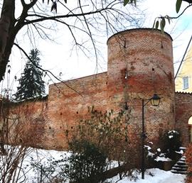 Stadtmauer Erding