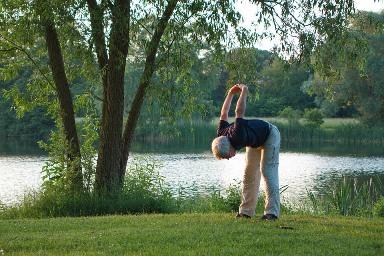 Yoga Senioren