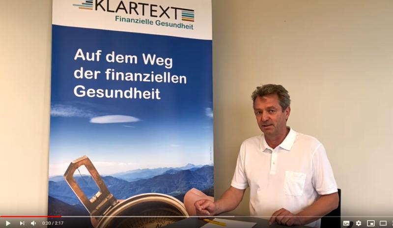 Thomas Berghuber im Video