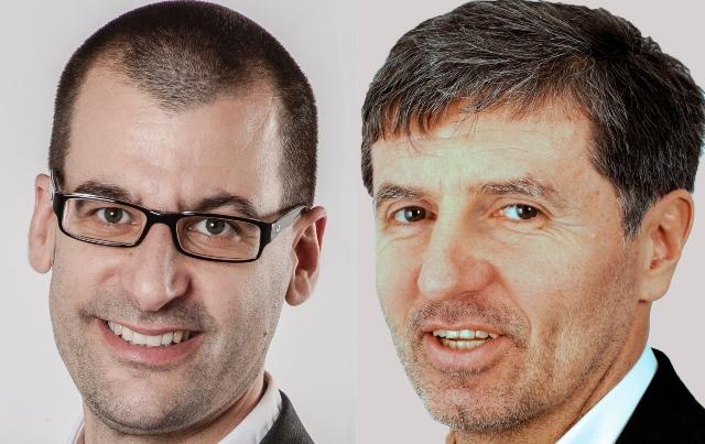 Clemens Mitterlehner und Christian Neumayer