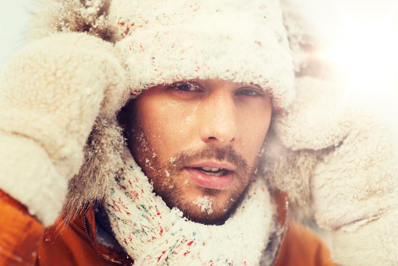 Richtige Kleidung im Winter