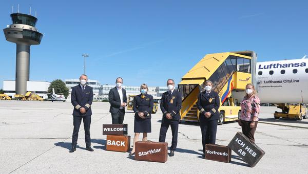 Lufthansa FRA