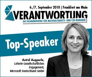 VERANTWORTUNG Fachkonferenz