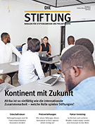 DIE STIFTUNG Cover