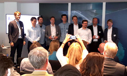 Gewinner der PitchBlue-Awards