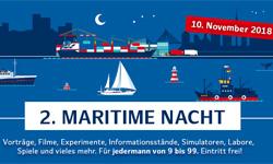2. Maritime Nacht an der TU Harburg