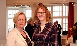 Cindy Paarmann und Saskia Andersen