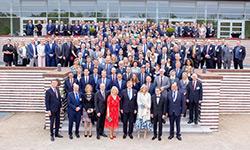 Niederländische Delegation