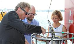 Dr. Bernd Buchholz beim Maritimen Wirtschaftsdialog