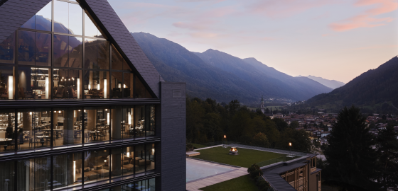 Grual des Lefay Resort & SPA Dolomiti