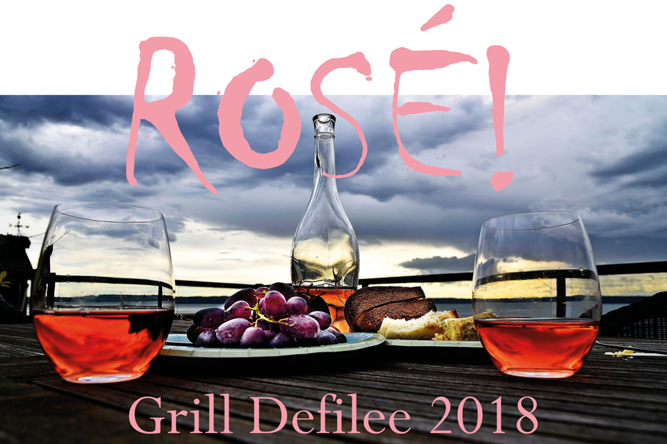 Rosé Grill Defilee 2018