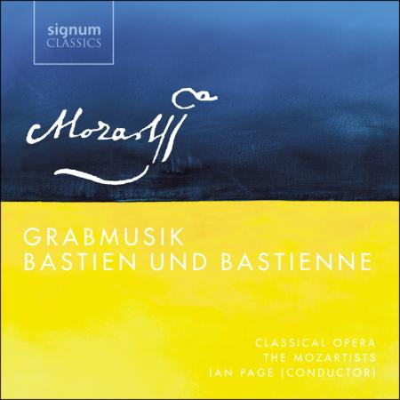 Mozart: Grabmusik - Bastien und Bastienne