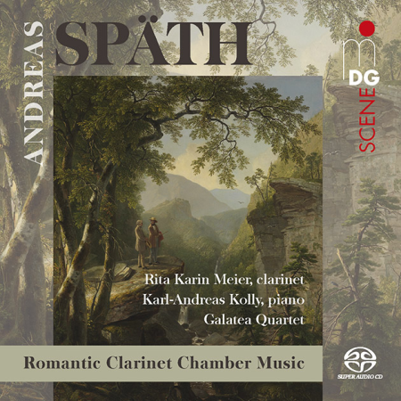 Späth: Romantic Clarinet Chamber Music