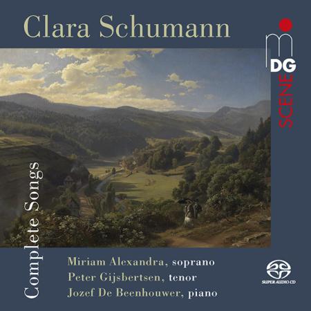 Clara Schumann Songs
