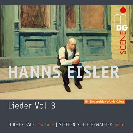 Eisler Lieder Vol.3