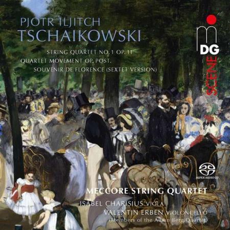 Tchaikovsky: Quartets