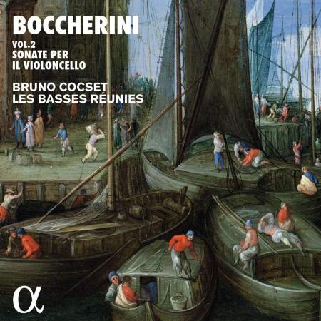 Boccherini: Sonate per il Violoncello e Basso - Vol.2