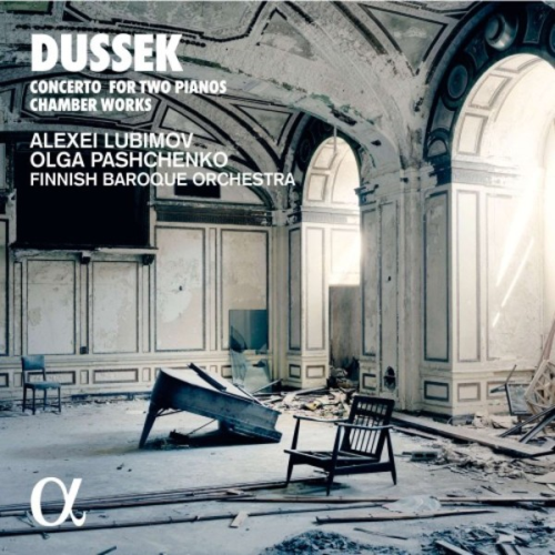 Dussek: Concerto for two Pianos