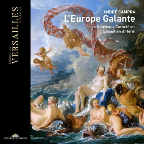 L'Europe galante