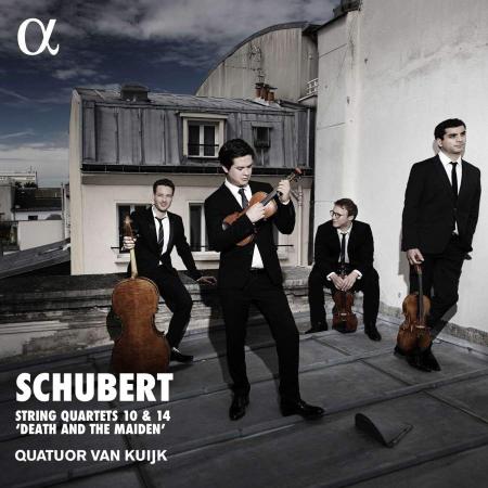 Schubert: Quartette