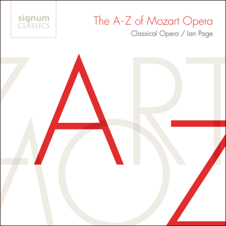 The A-Z of Mozart Opera