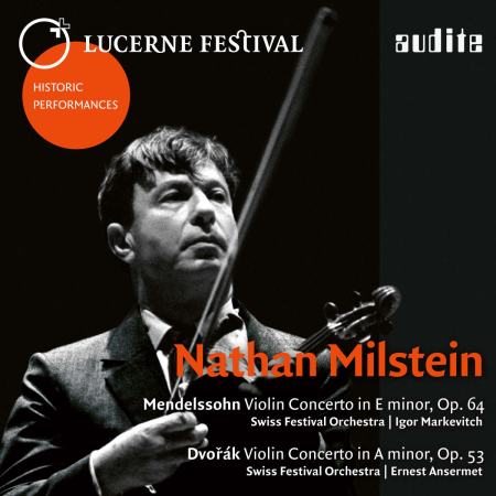 Historic Performances - Nathan Milstein