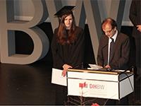 Graduierungsfeier Sozialwesen