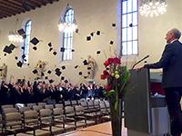 Graduierungsfeier 2018