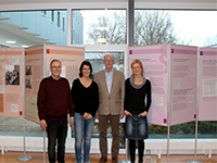 Dr. Dirk Schindelbeck, Melanie Geiges, Helmut Roemer, Prof. Dr. Barbara Schramkowski