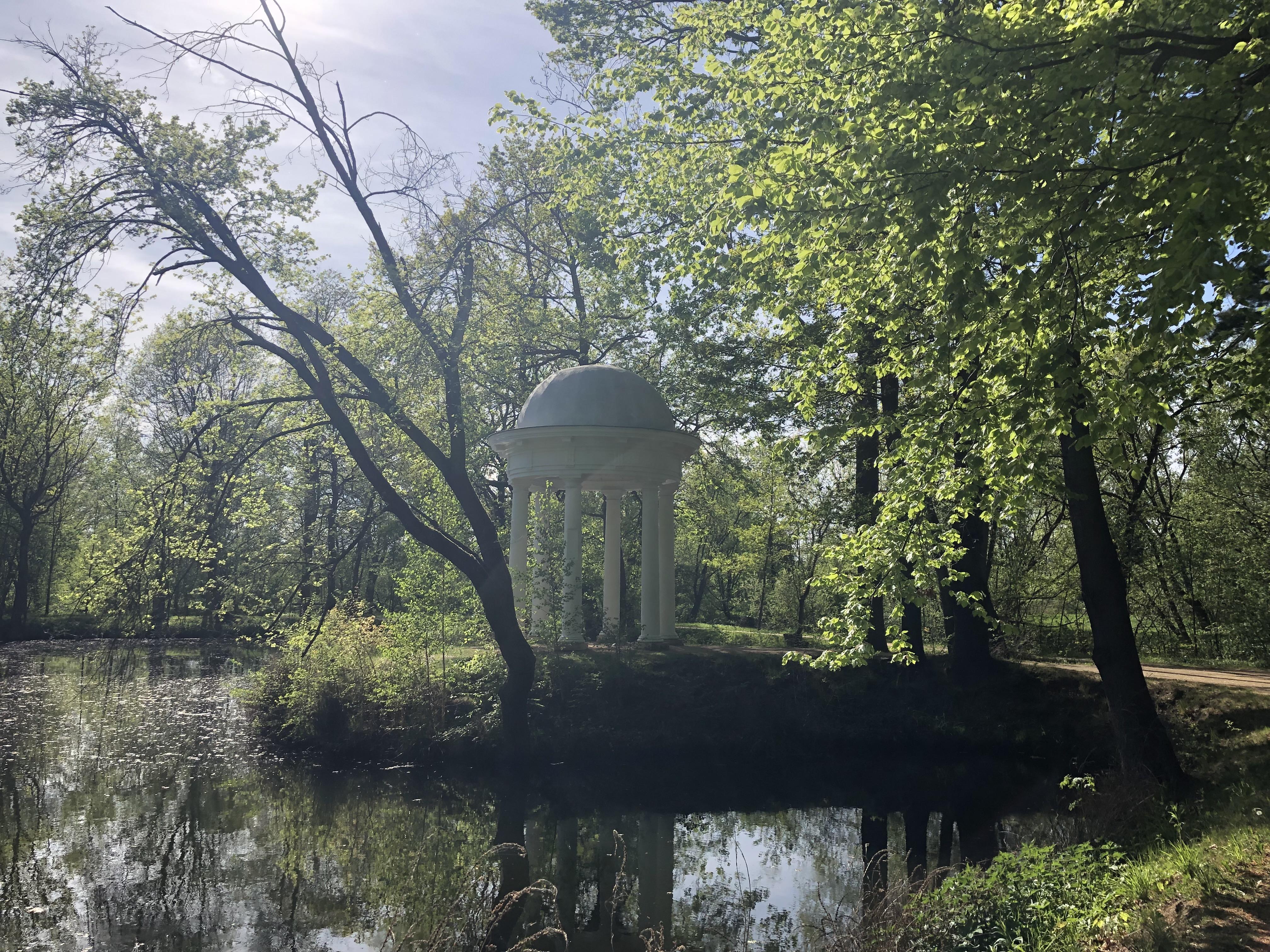 PlatzHitsch: Schlosspark Lützschena