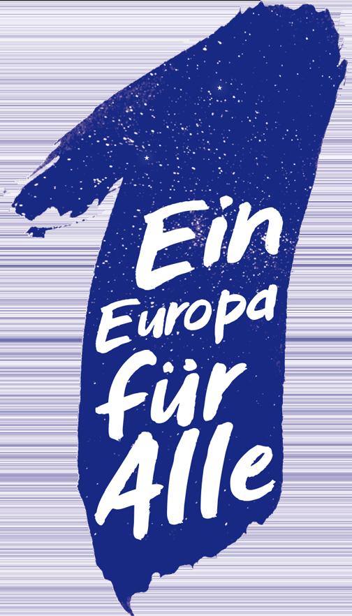 Logo Ein Europa für Alle. Quelle: ein-europa-fuer-alle.de