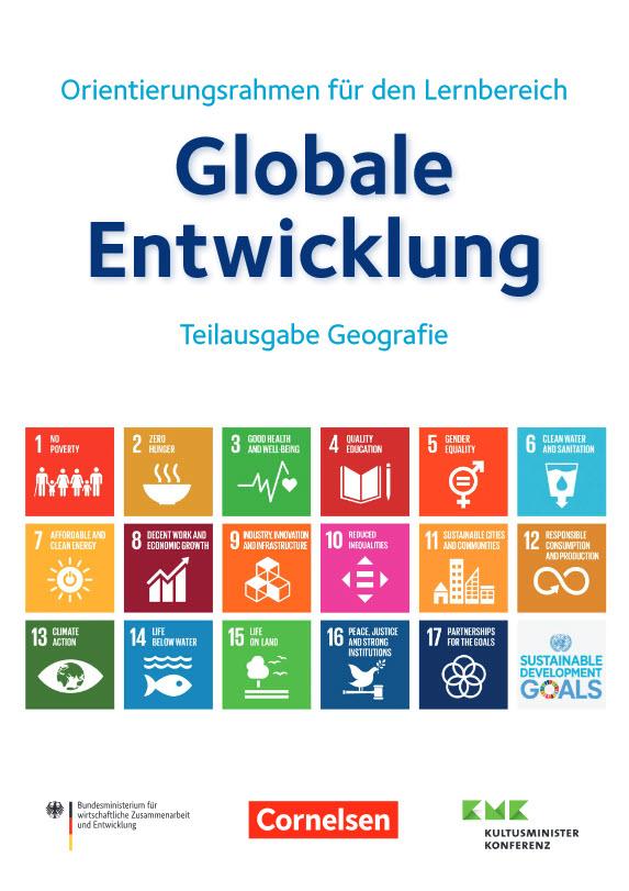 Titelseite aktualisierte OR-Teilveröffentlichung Geografie. Quelle: Engagement Global