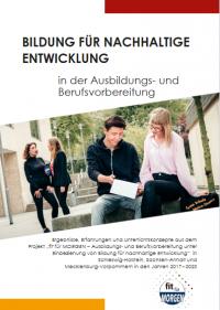 Deckblatt Handreichung Quelle: RBZ Wirtschaft . Kiel