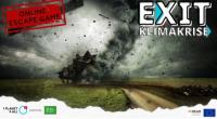 """Screenshot Escape Game """"Exit Klimakrise"""". Quelle: www.welthungerhilfe.de"""