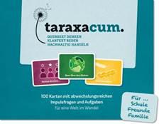 Abbildung Impulskartenspiel taraxacum. Quelle: Ökohaus Ökohaus e.V. -nachhaltig leben lernen-
