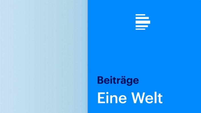 Logo Eine Welt Deutschlandfunk. Quelle: ardmediathek.de