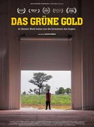 Filmplakat Das grüne Gold. Quelle: filmstarts.de