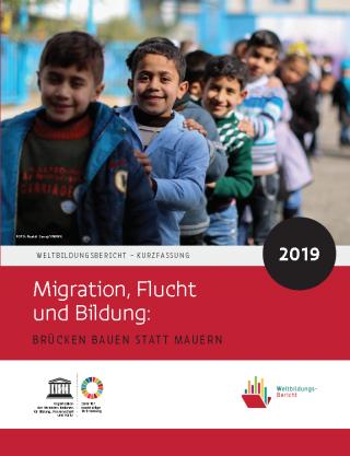 Cover der deutschen Kurzfassung. Quelle: unesco.de