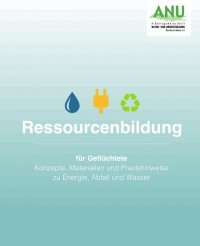 """Cover Heft """"Ressourcenbildung"""". Quelle: umweltbildung.de"""