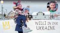"""Szenenbild Film """"Unterwegs für die Sternsinger: Willi in der Ukraine"""". Quelle: sternsinger.de"""