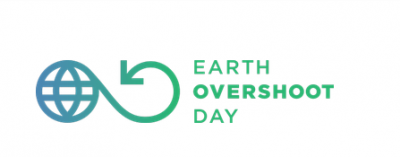Logo Weltüberlastungstag   Quelle: earthovershootday.com