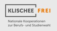 Logo Initiative Klischeefrei. Quelle: klischee-frei.de