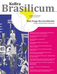 Titelbild der Zeitschrift Brasilicum, Ausgabe 245/ Eine Frage des Geschlechts. Quelle: kooperation-brasilien.org