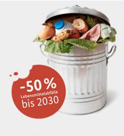 Ausschnitt Flyer Plattform Lebensmittelverschwendung. Quelle: lebensmittelwertschaetzen.de