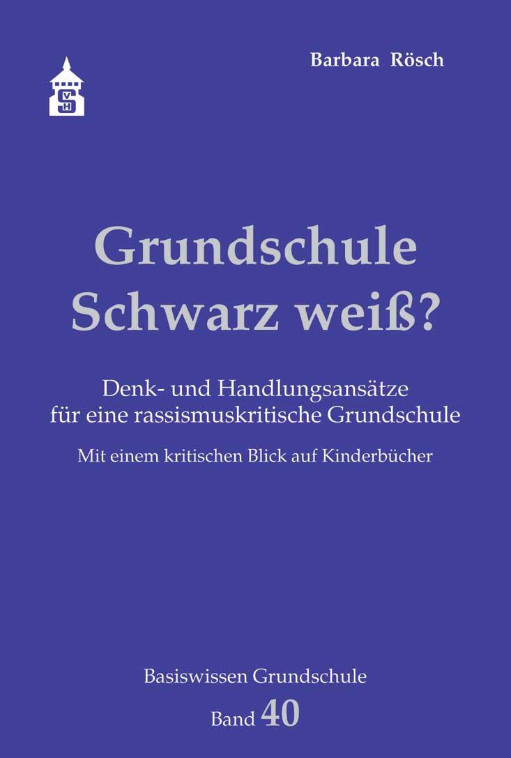 Grundschule Schwarz weiß Titelseite. Quelle: paedagogik.de